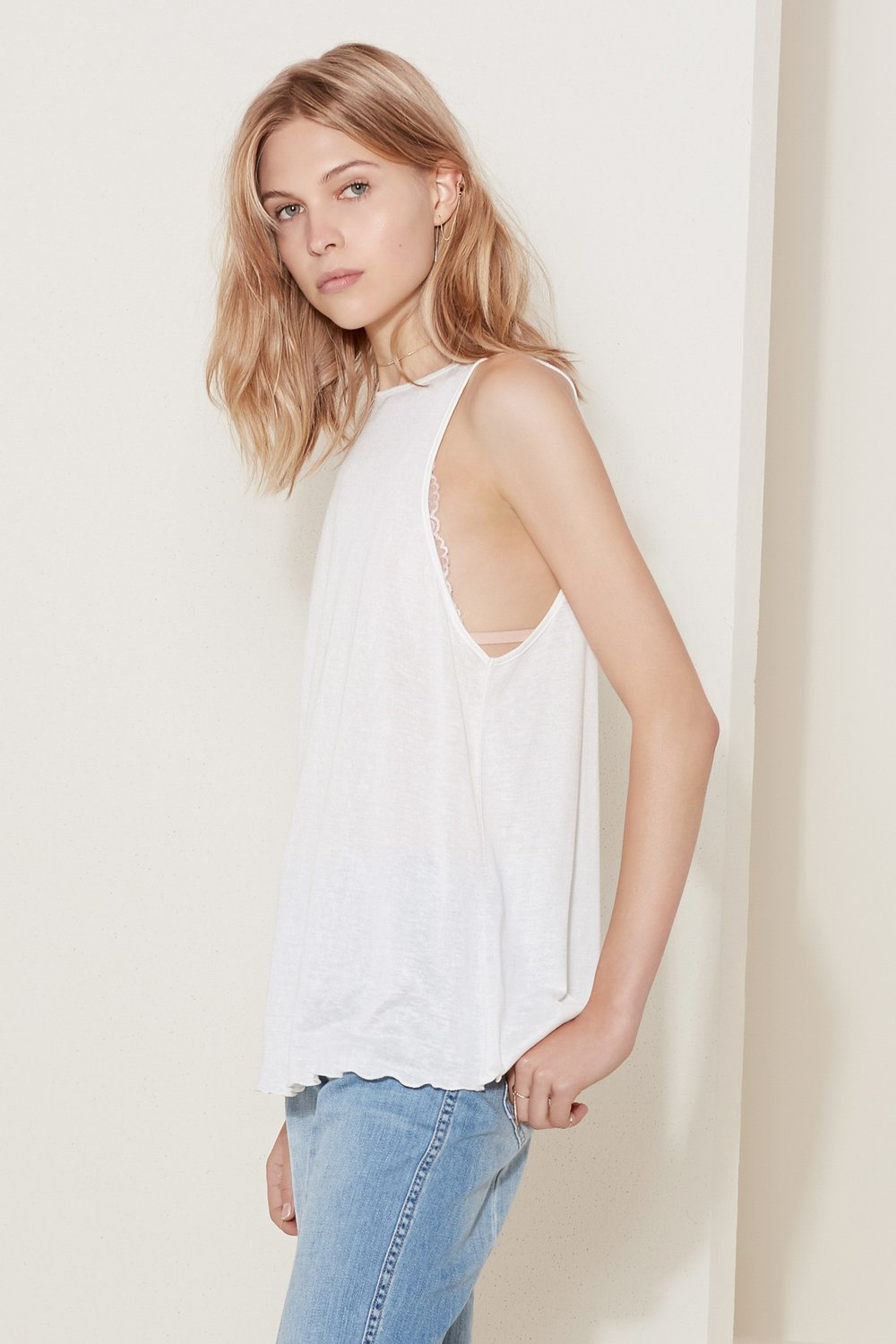 Shop  The Fifth With Eyes Open Tank  +  Beau Jean .