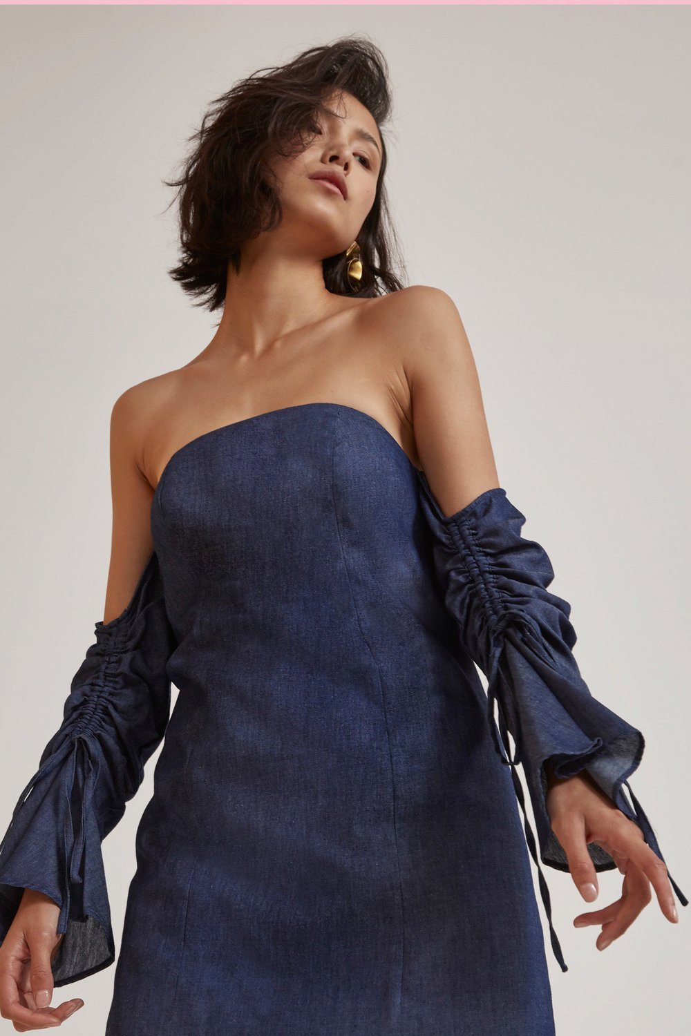 Shop C/MEO Right Kind Of Madness Dress.