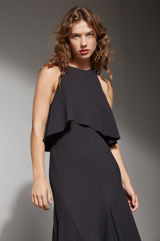 Some C/MEO Divergent Midi Dress.