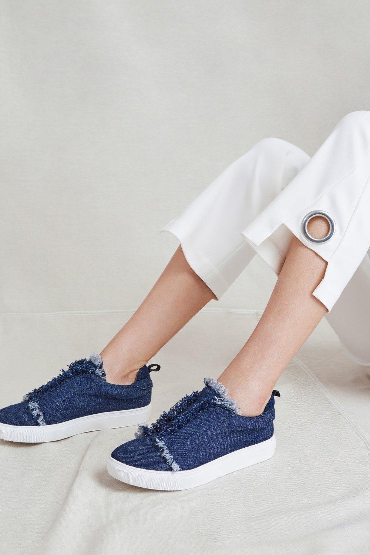 Shop JAGGAR Fray Sneaker.