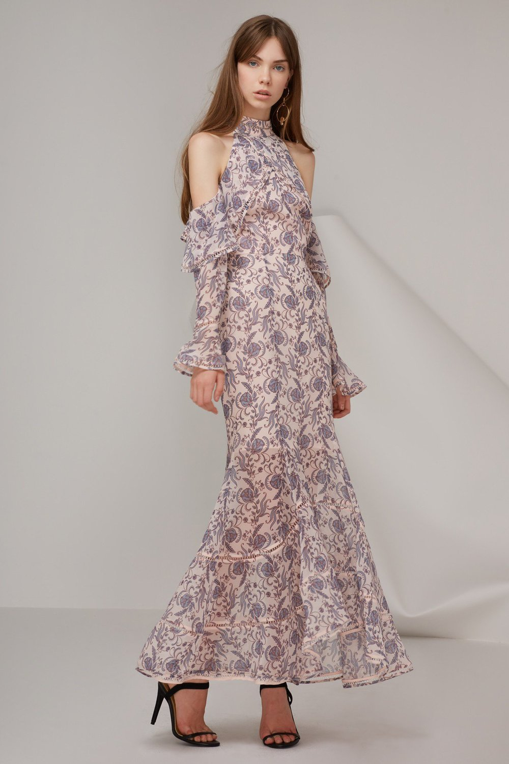 keepsake floral gown