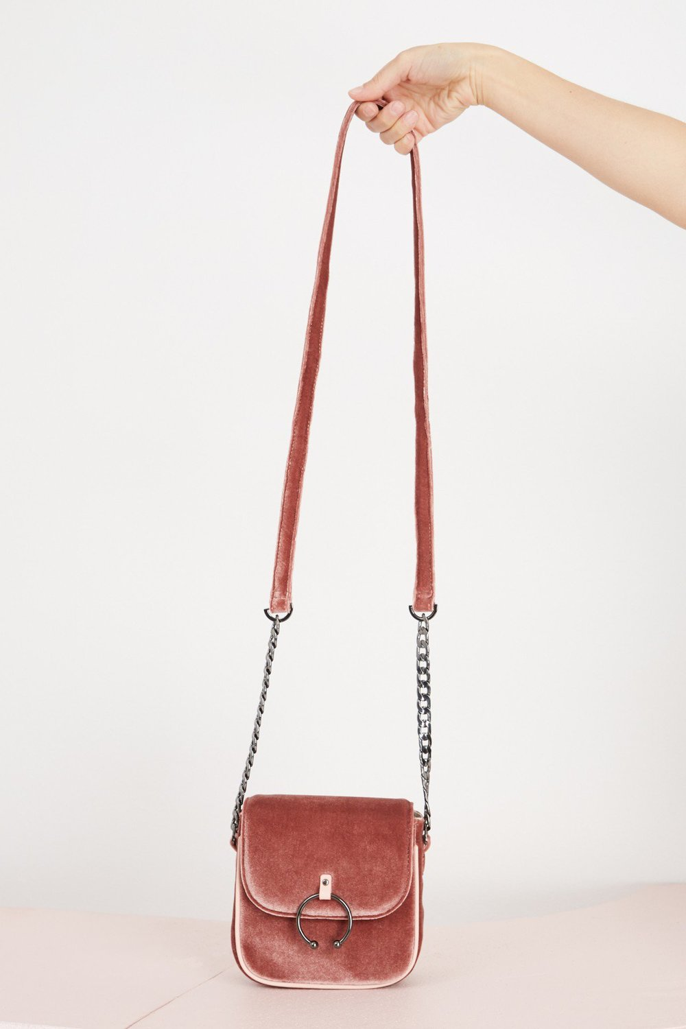 Shop JAGGAR Chained Bag.