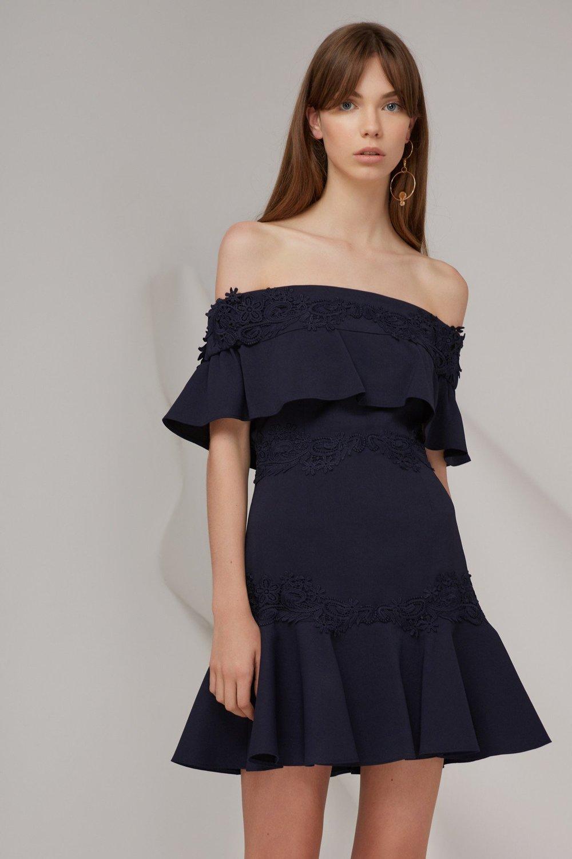 Shop Keepsake Sweet Dreams Mini Dress.