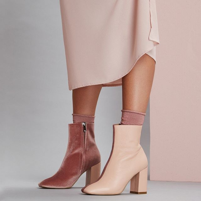 YES TO EVERYTHING. We're obsessed with new @jaggarfootwear Blocked Boot. You too? Shop them via the link in our bio. #BNKR #JaggarFootwear #shoes #shopnow