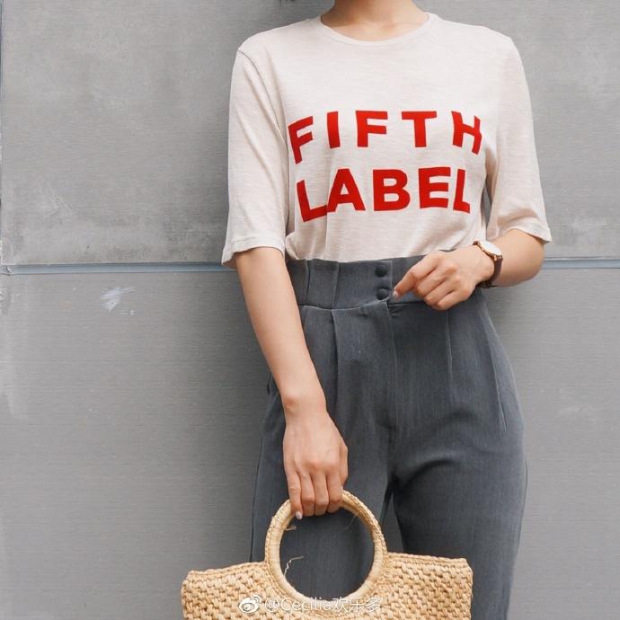 Shop The Fifth Duet T-Shirt.