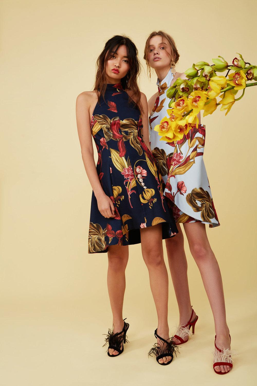 Shop  C/MEO Fusion S/S Dress  +  Fusion L/S Dress .
