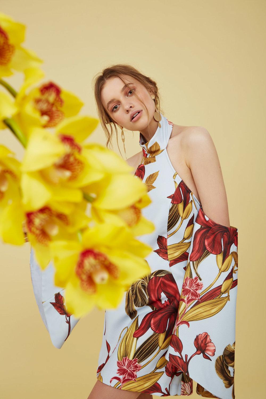 Shop C/MEO Fusion L/S Dress.