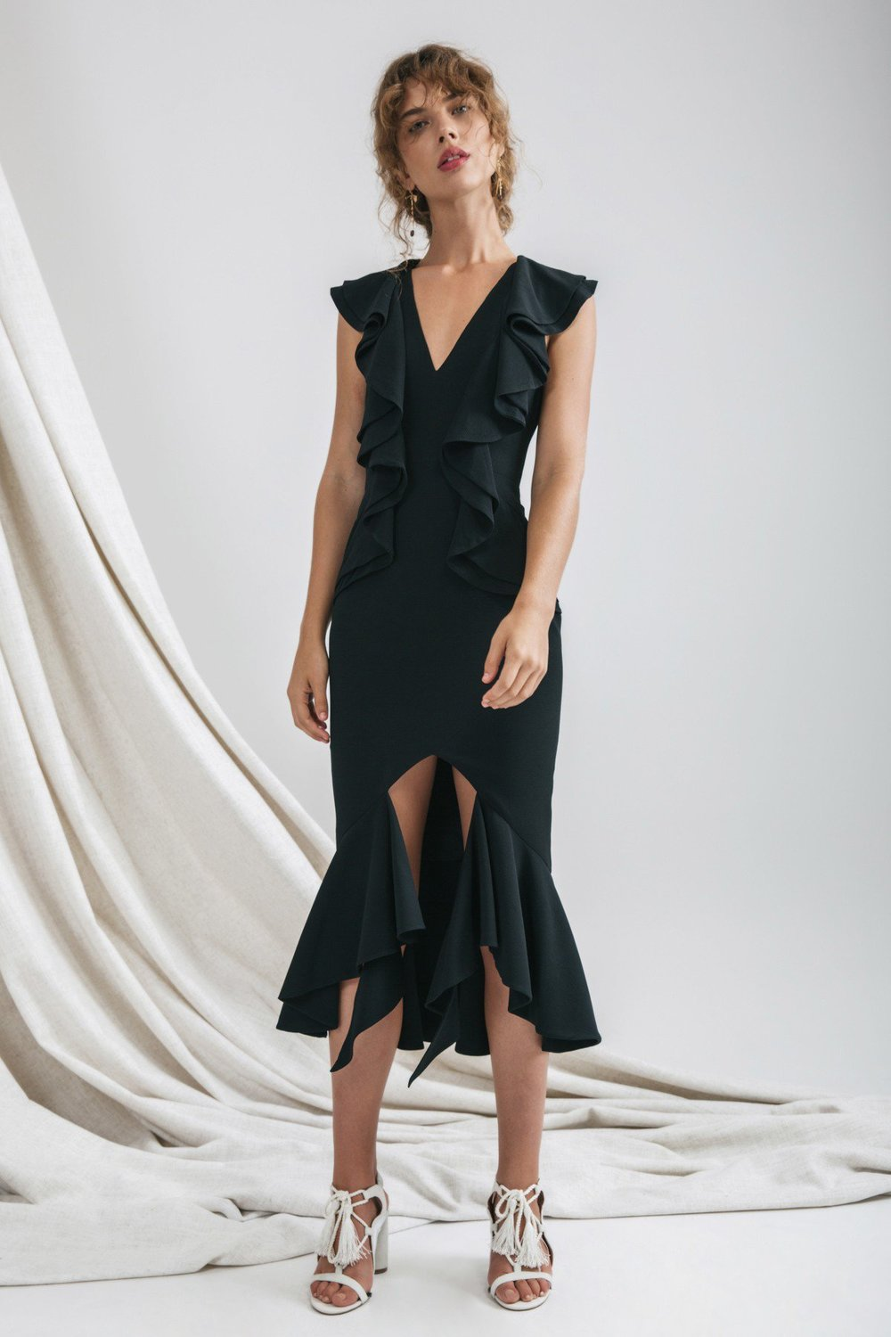 C/MEO Collective Covet Midi Dress