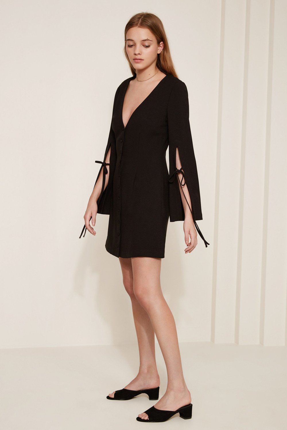 The Fifth Label Jeanne L/S Mini Dress