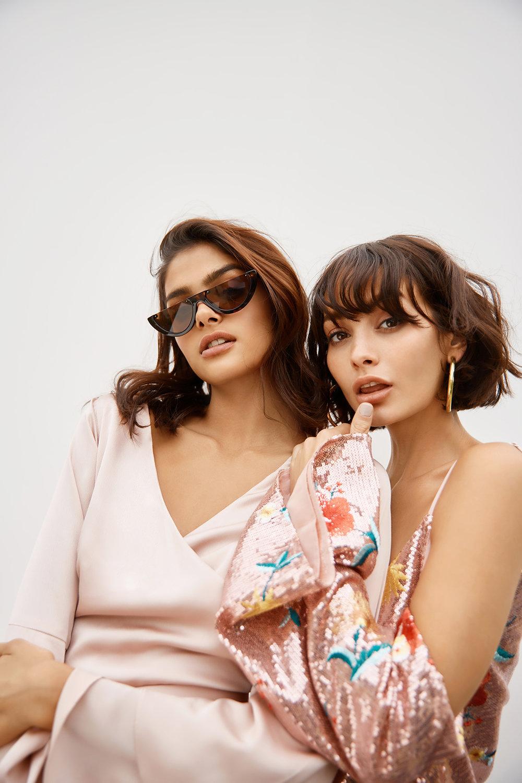 Shop  Keepsake Transcend L/S Top  + Fullproof Dress .