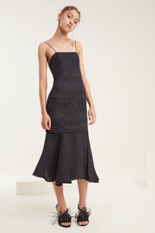 Shop C/MEO Aura Dress.