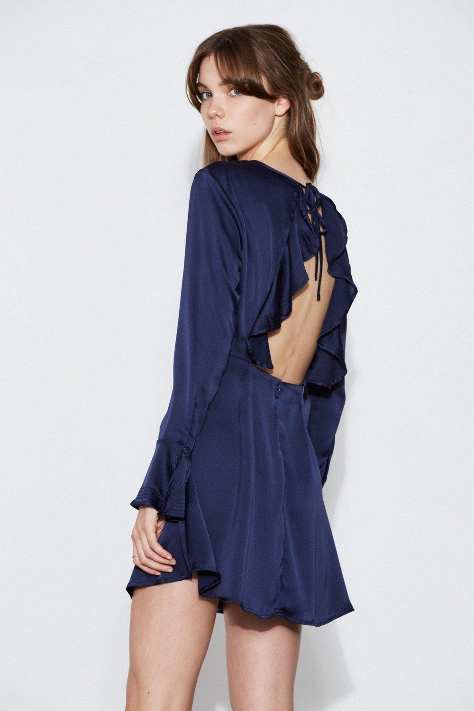 Shop The Fifth Palladium Long Sleeve Dress.