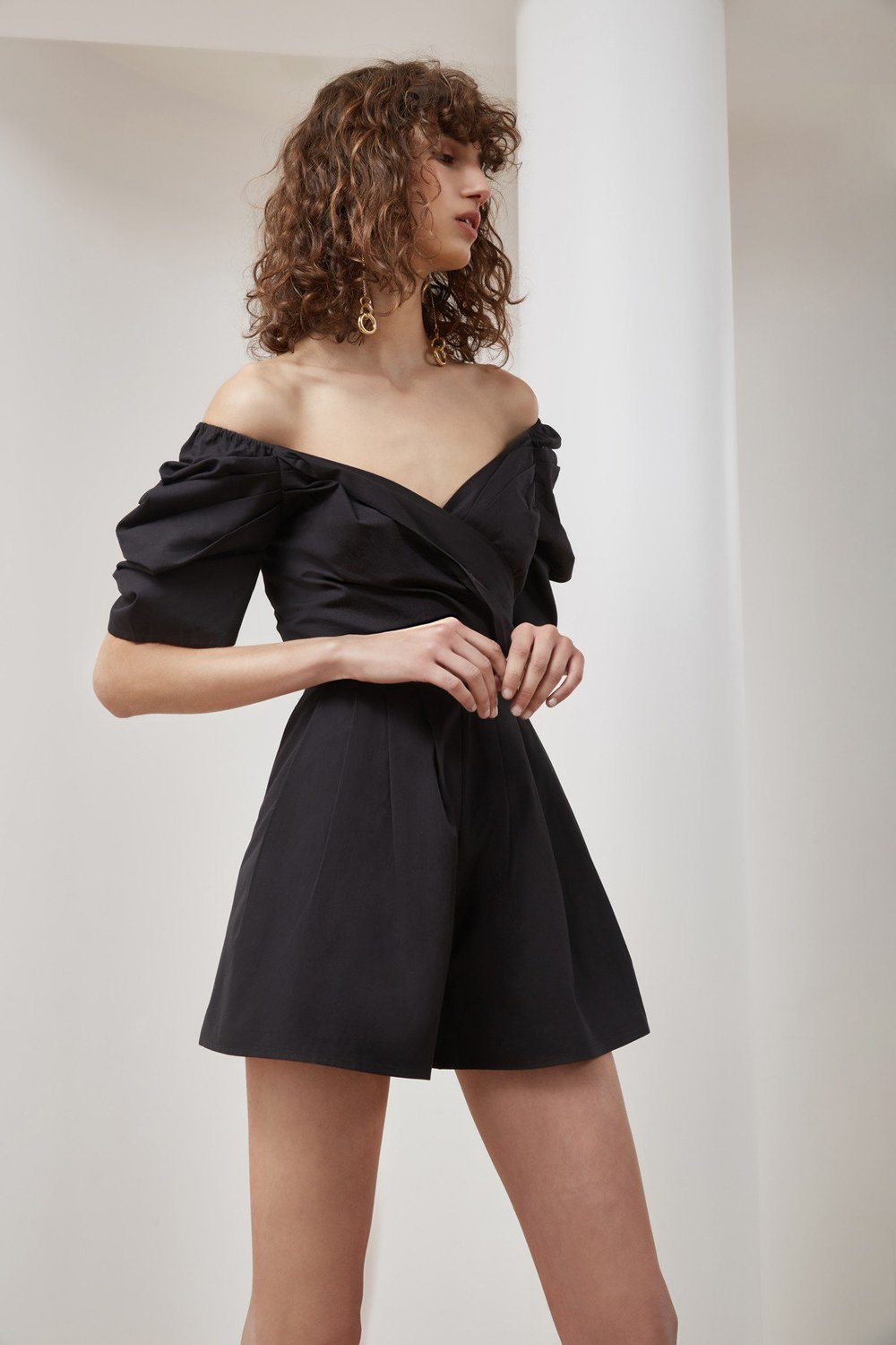 Shop C/MEO Lift Me Playsuit.