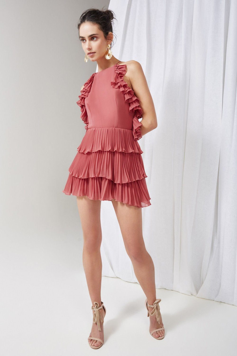 Keepsake The Label Say Something Playsuit