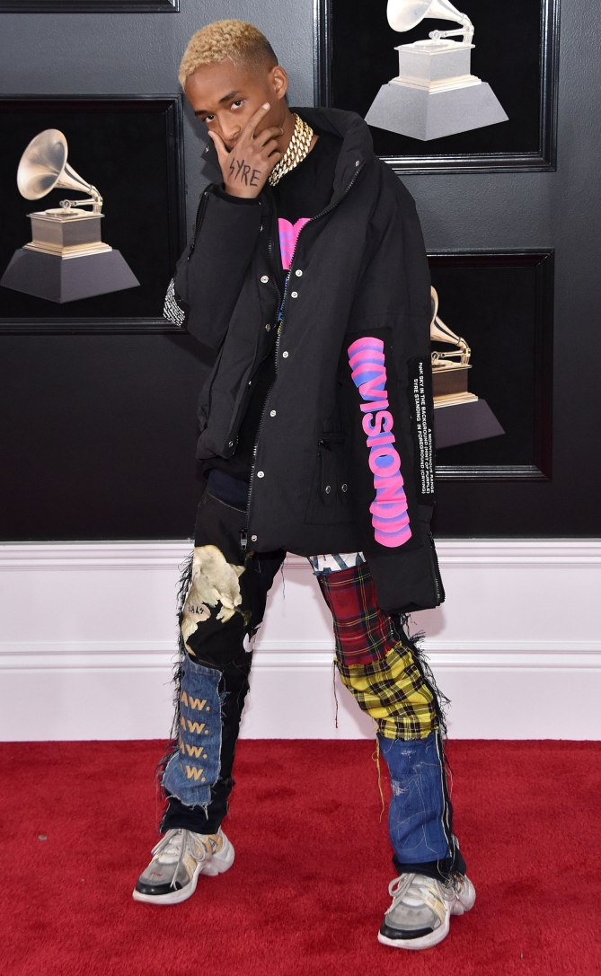 Jaden Smith, via John Shearer/Getty.