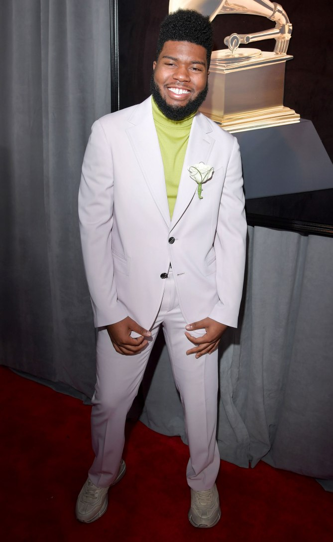 Khalid, via Lester Cohen/Getty.