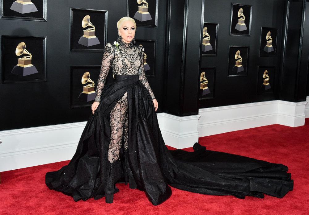 Lady Gaga, via Andrew H. Walker/Rex/Shutterstock.