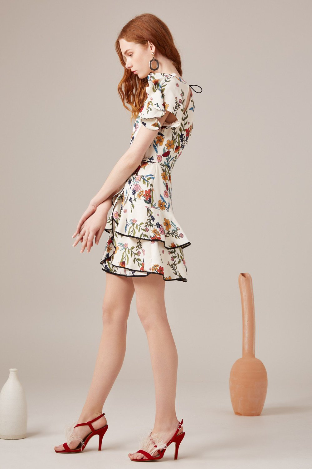 Shop C/MEO Entitle Mini Dress.