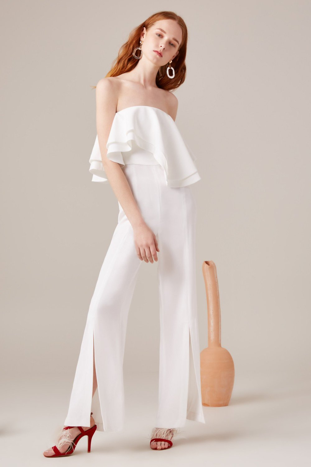 Shop C/MEO With You Jumpsuit.