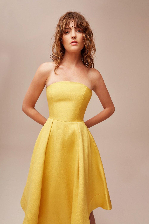 C/MEO Making Waves Dress