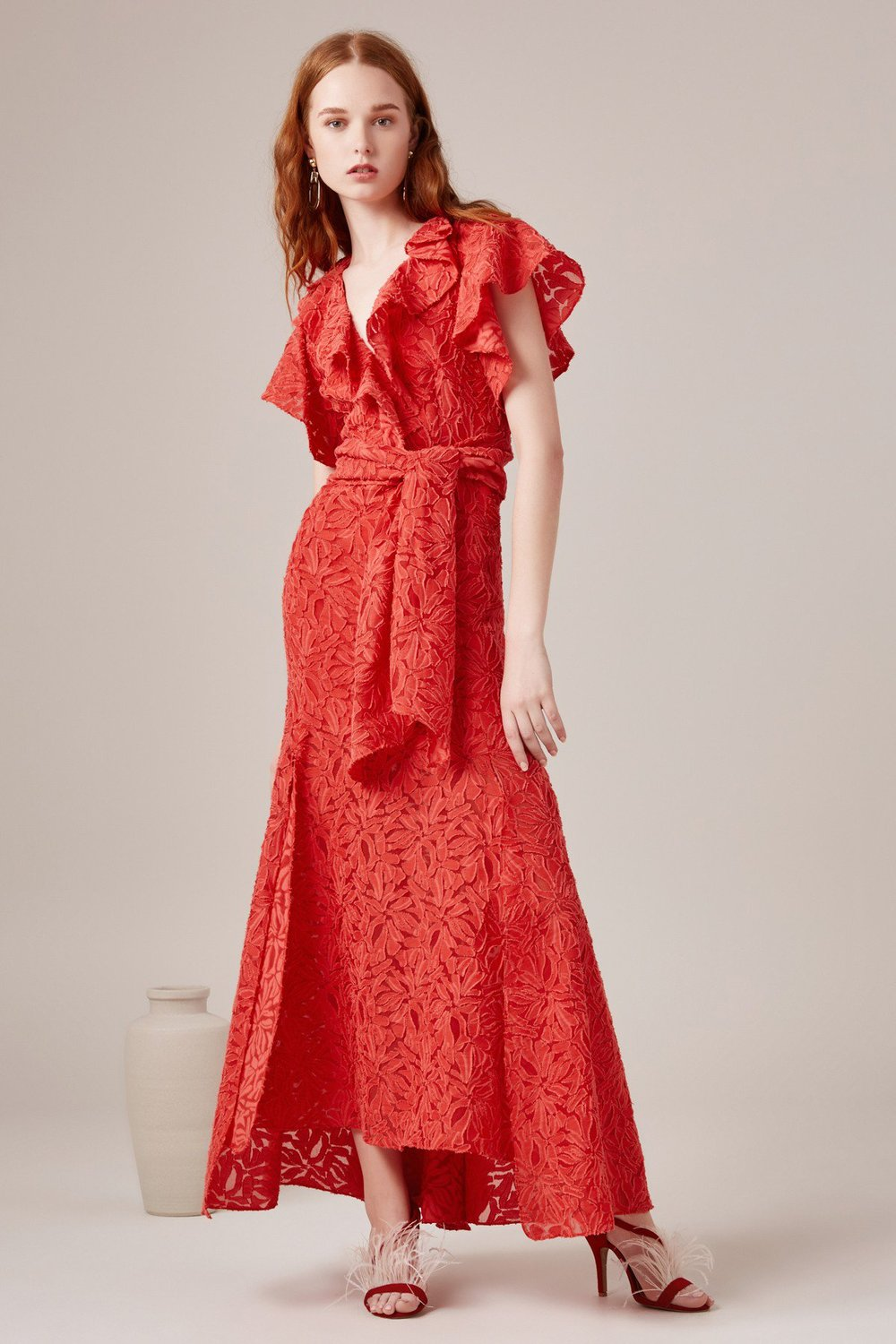 C/MEO Collective More To Give Lace Gown