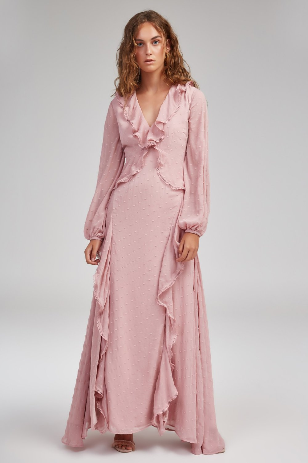 Keepsake The Label Hideaway Gown