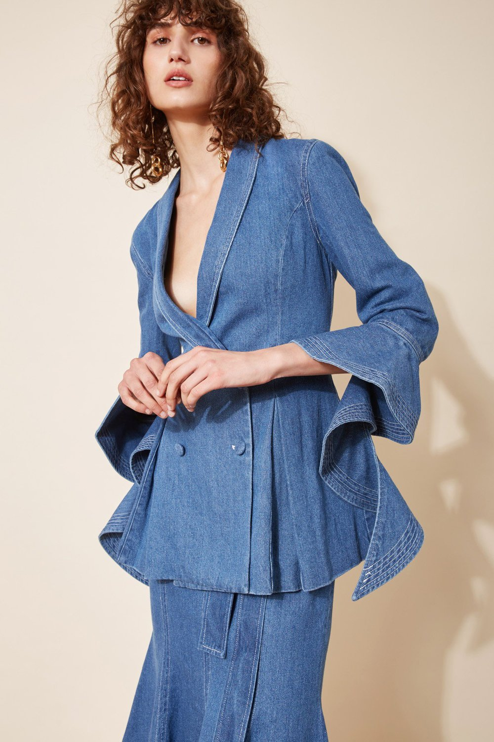 C/MEO COLLECTIVE Perpetual Dreams Blazer