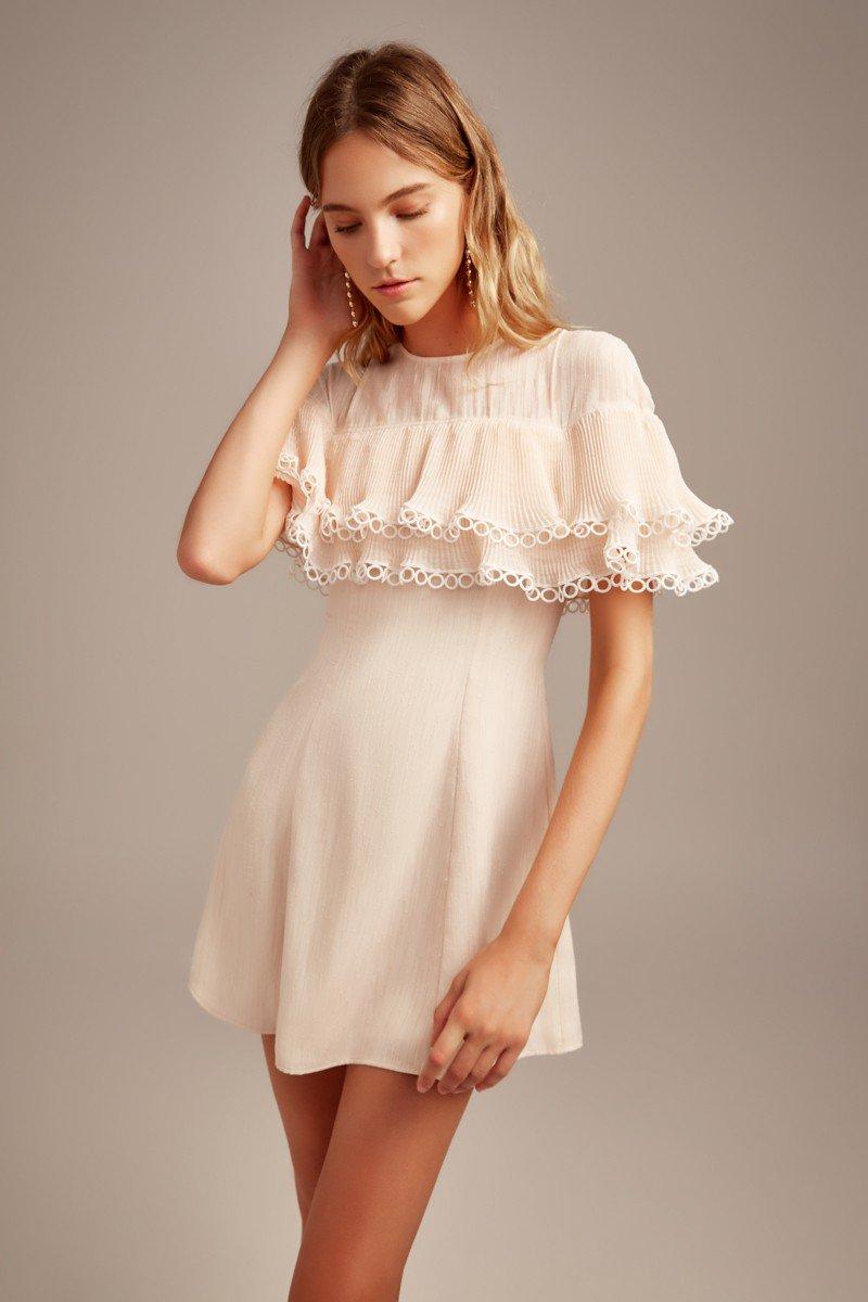 Shop Keepsake Too Close Mini Dress.