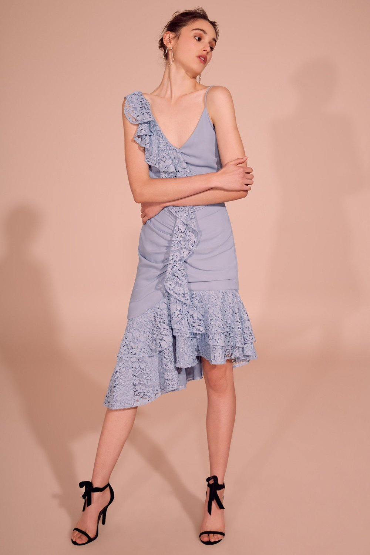 Shop Keepsake All Night Dress.