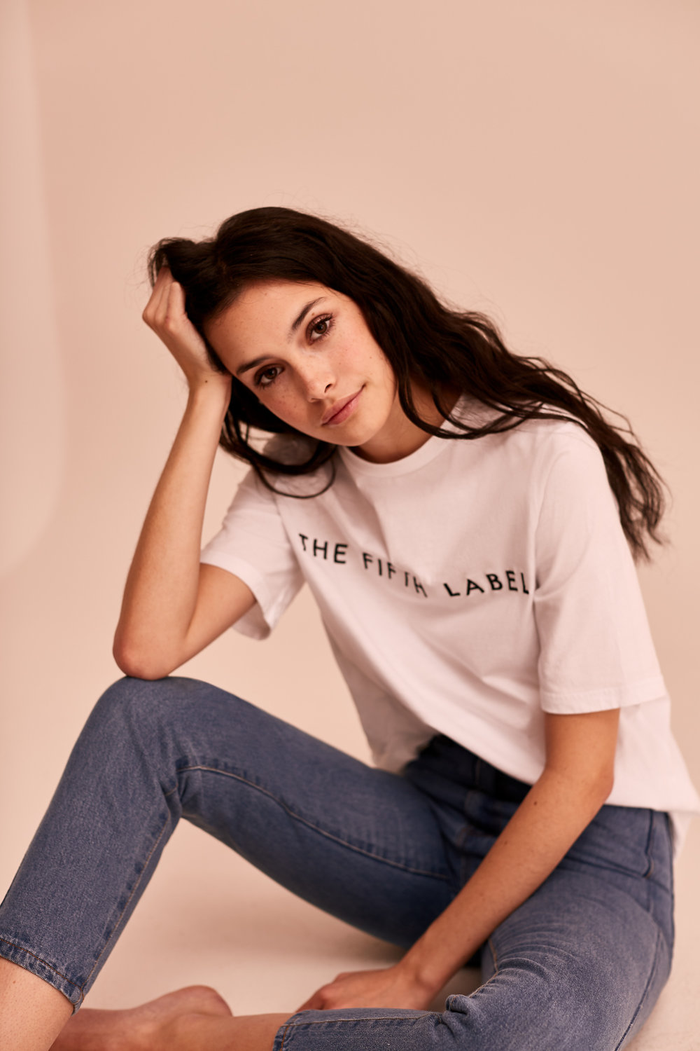 Shop  The Fifth Media T-Shirt  +  C/MEO Keep On Jean .
