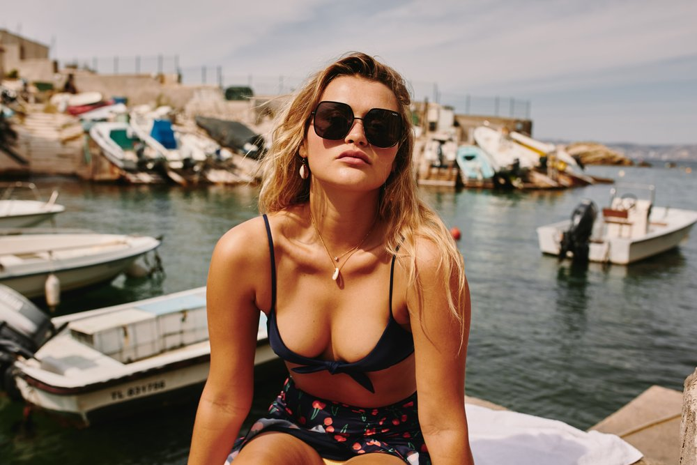Shop QUAY x Finders Keepers Undercover sunglasses.