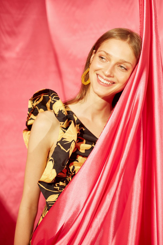 Shop C/MEO Nomad Mini Dress.