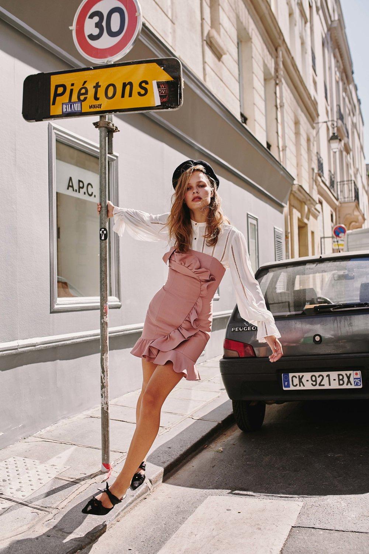 Keepsake Imagine Top & Daybreak Mini Dress, coming soon.