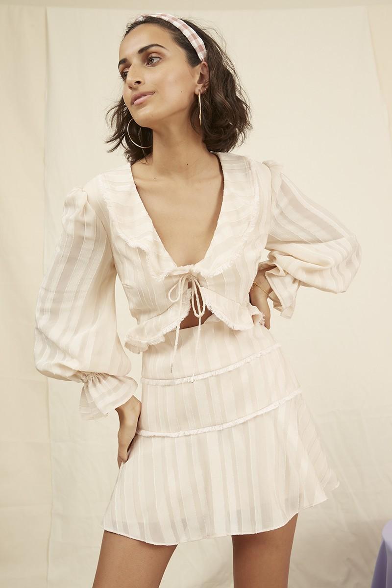 Shop Finders Keepers Soraya Mini Dress.