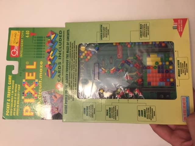 $8-Pixel Circuit Maze - NEW