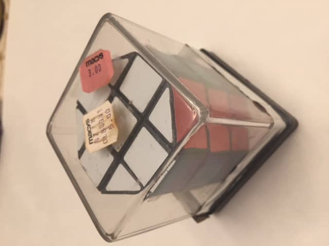 $15-Macy's Octahedral Puzzle
