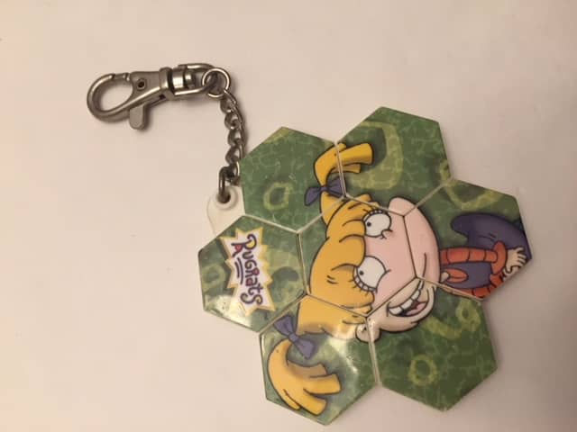 $3-Rugrats Folding Puzzle