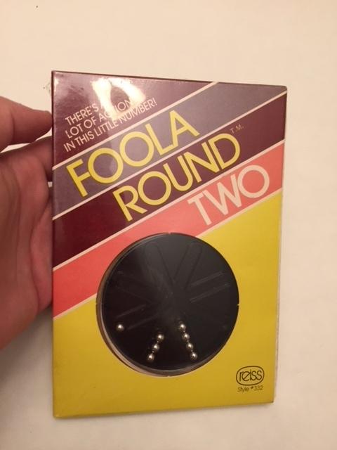 $4-Foola Round Two NEW