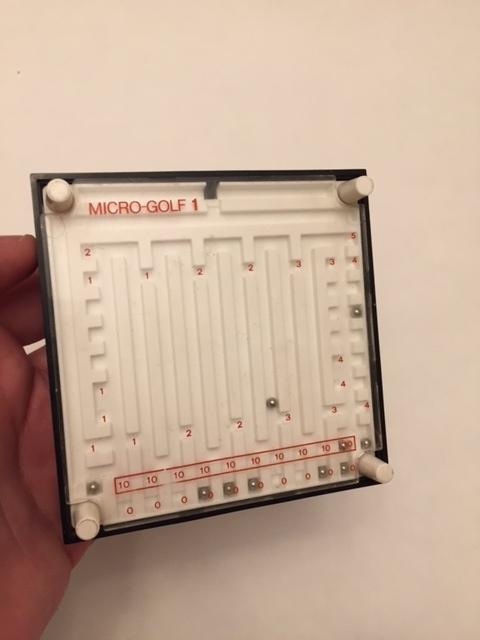$4-Micro Golf