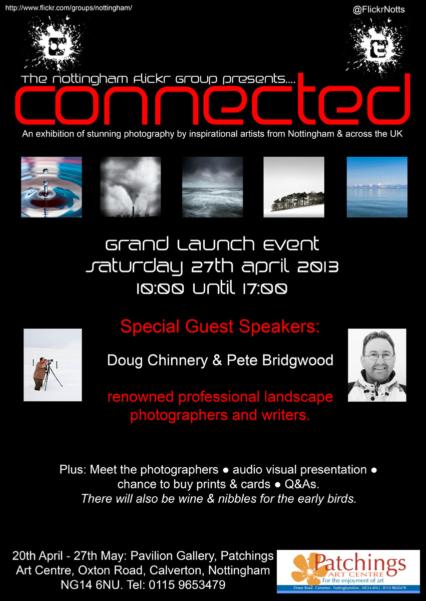 Connected 2013 Poster