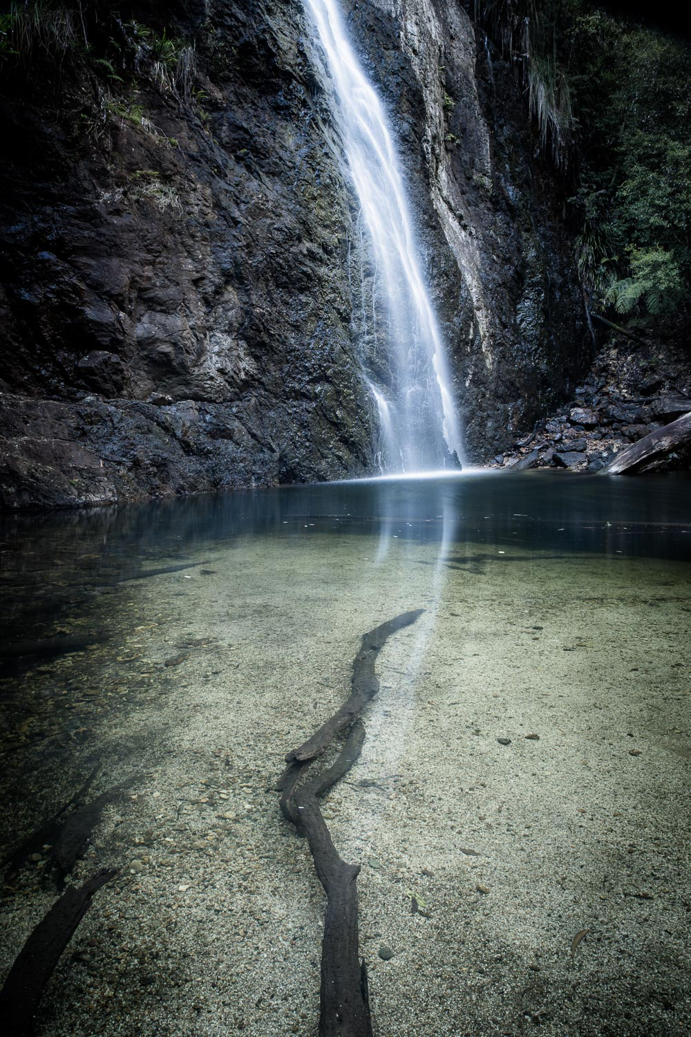 Boundary Falls, Gibraltar Range National Park [NEW12]