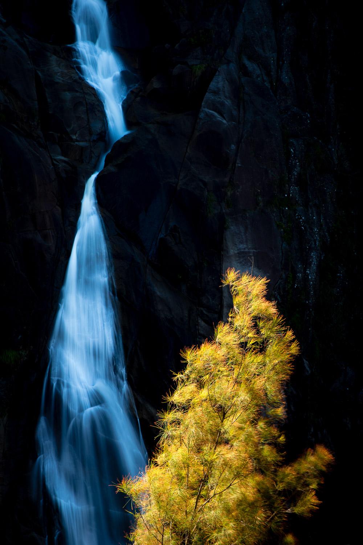 Dandahra Falls, Gibraltar Range National Park  [NEW04]
