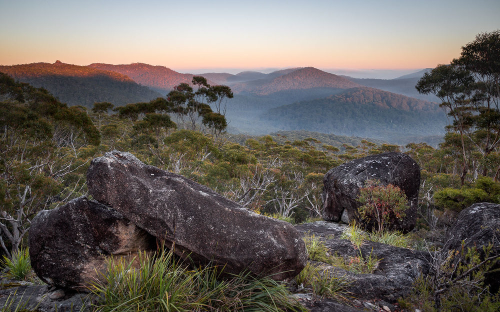 Granite Lookout, Washpool National Park [NEW10]