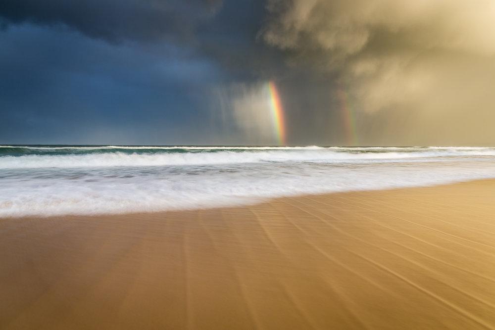 Rainbow, Pippi Beach [YAM09]