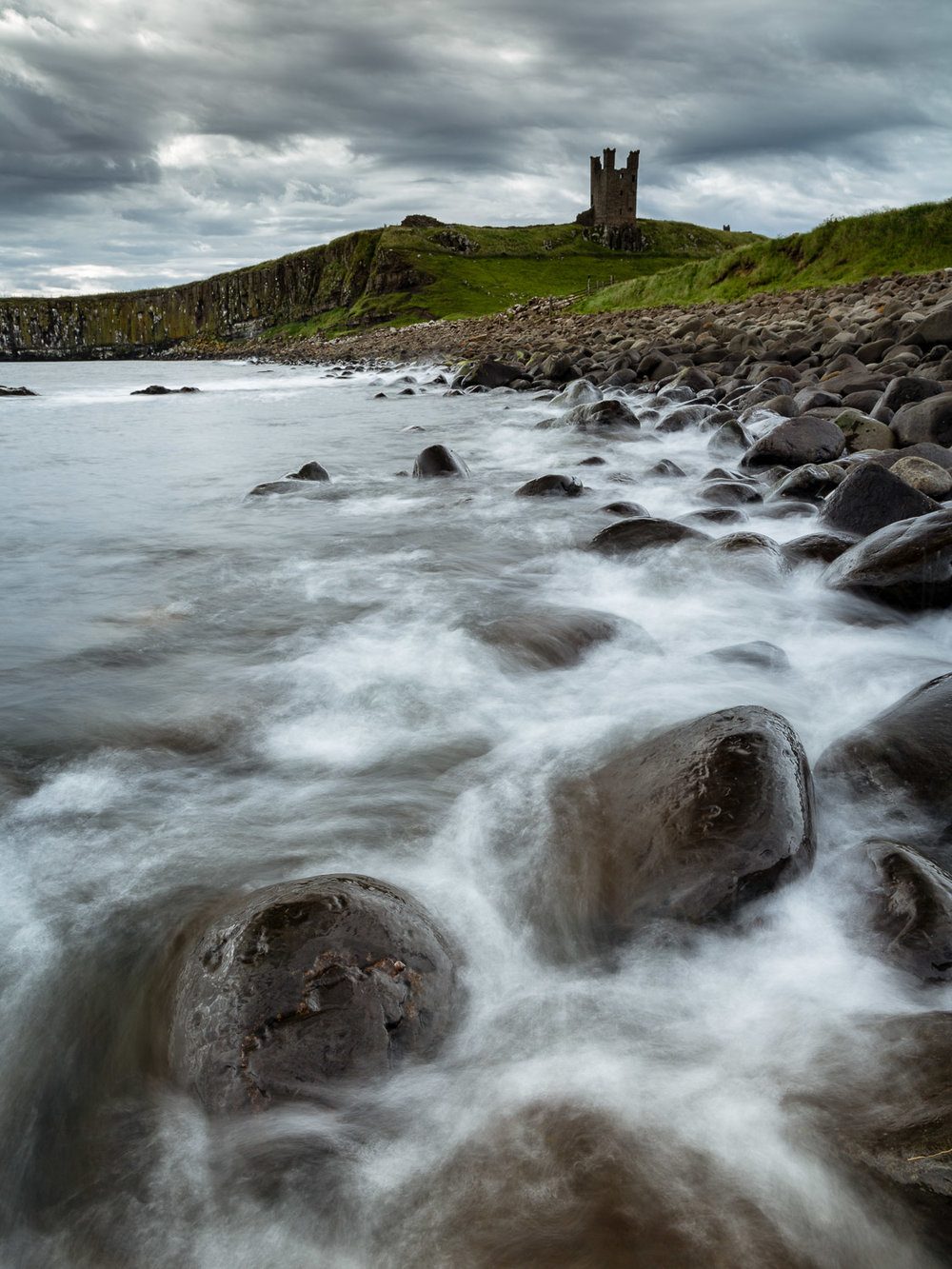 Dunstanburgh Castle, Northumberland [EW01]