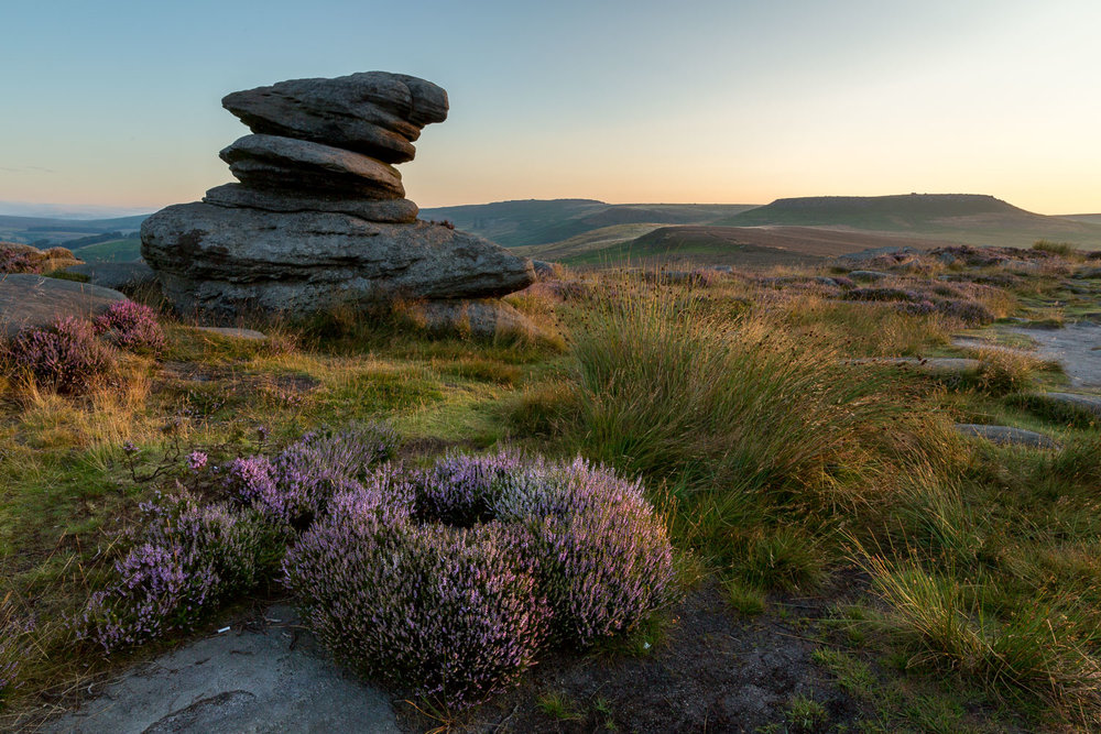 Over Owler Tor, Derbyshire [EW04]