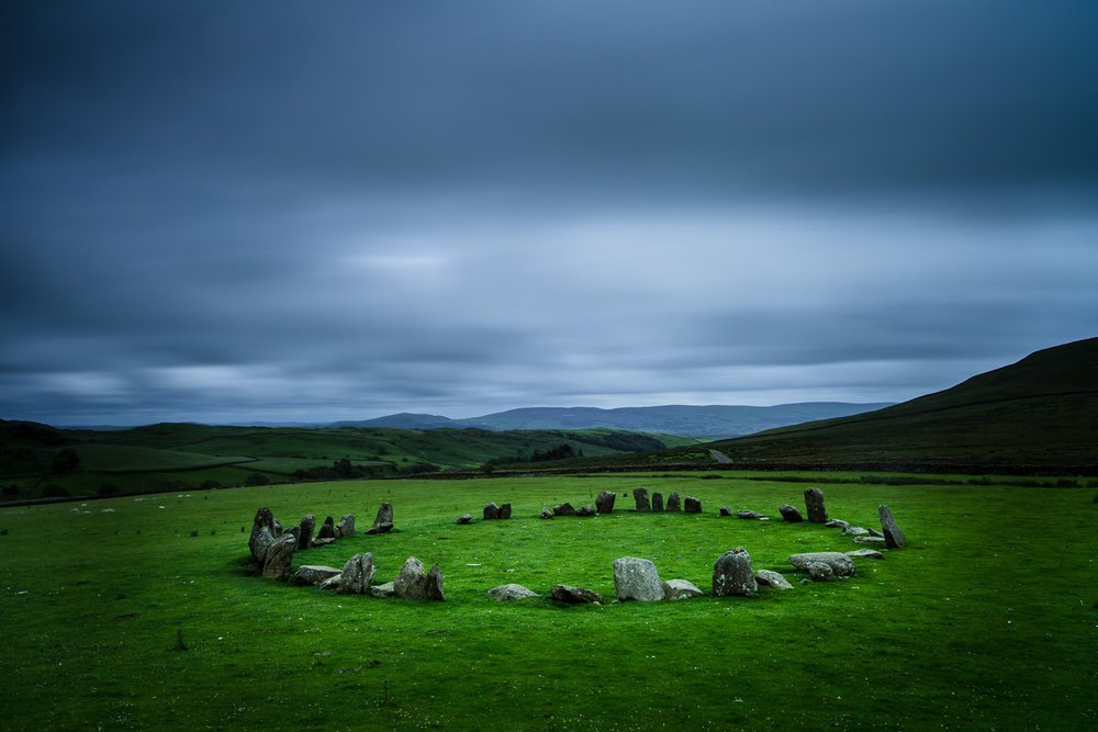 Sunkenkirk Stone Circle, Lake District [EW20]