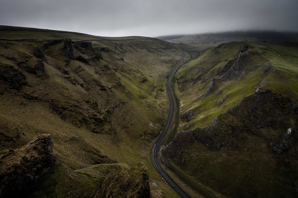 Winnats Pass, Derbyshire [EW11]