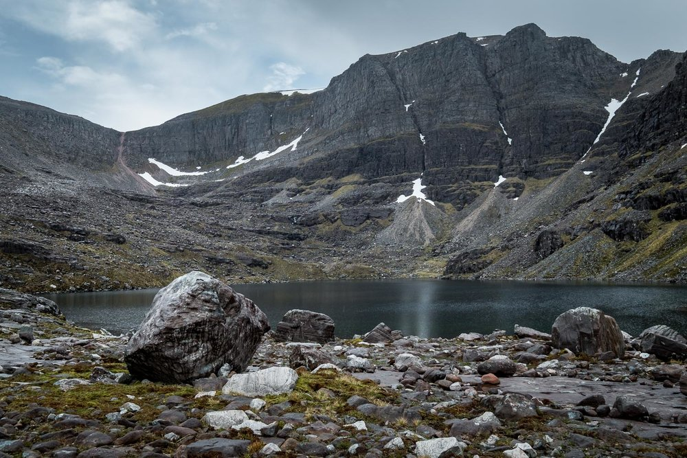 Triple Buttress of Coire Mhic Fhearchair, Wester Ross [SCO18]