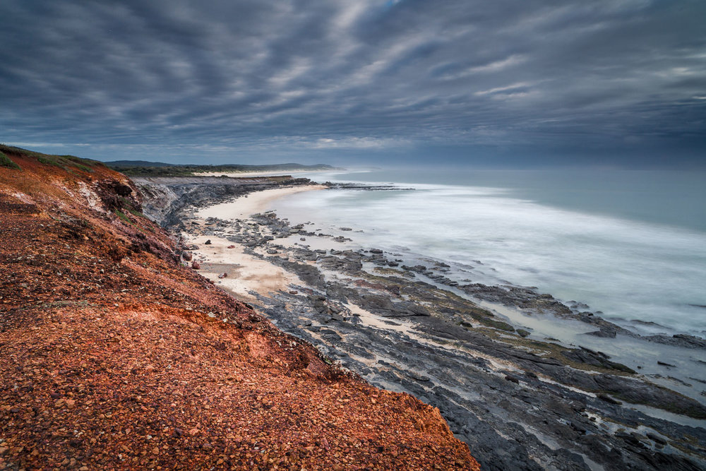 Red Cliff, Yuraygir National Park [YUR08]